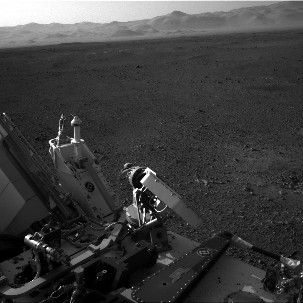 gale crater rover in mars - photo #31